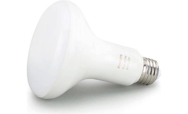 Philips Hue BR30 White and Color Ambiance Bulb Front