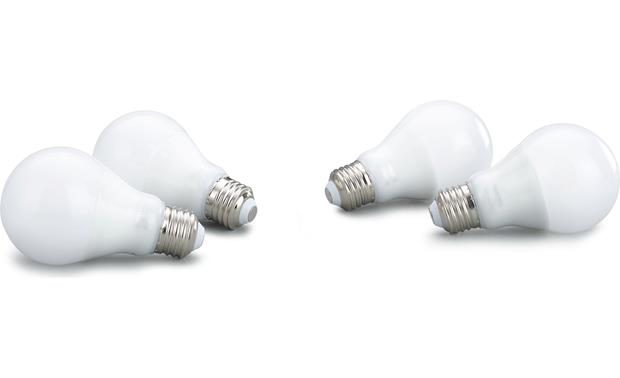 Philips Hue 2.0 A19 White Bulbs Front