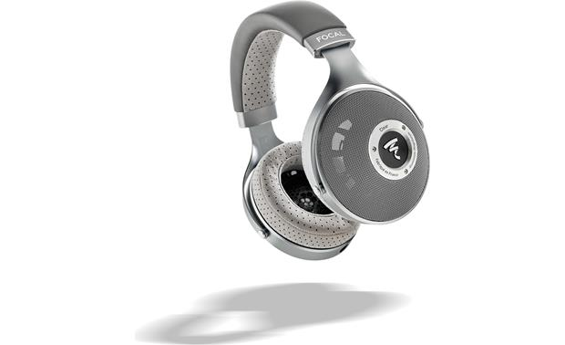 Focal Clear Drivers positioned in open-back headphone chamber to help emulate the sound of loudspeakers