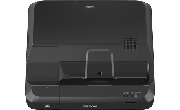 Epson Home Cinema LS100 Top view