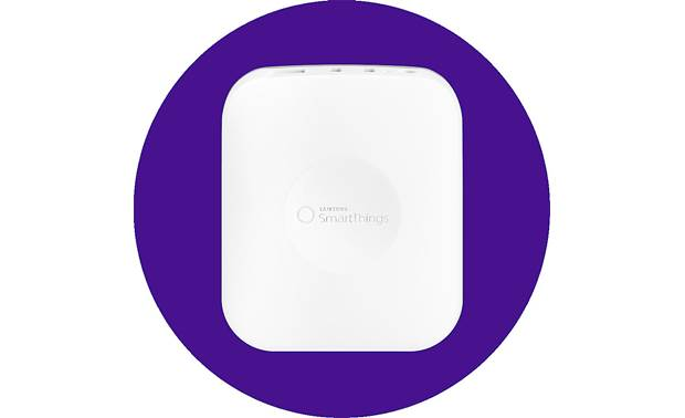 Samsung SmartThings Home Monitoring Kit (2018) The hub that controls everything else