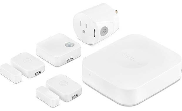 Samsung SmartThings Home Monitoring Kit (2018) Front