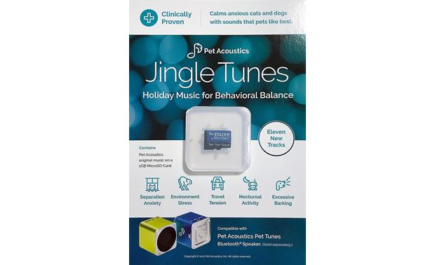 Pet Acoustics Jingle Tunes Front