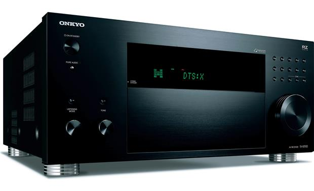 Onkyo TX-RZ920 Angled front view