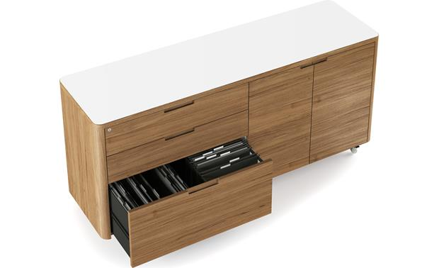 BDI 6729 Kronos File drawer open (contents not included)