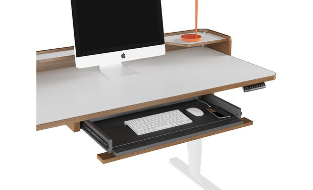 BDI Kronos 6752 Drawer with flip-down front I(computer, keyboard and desk accents not included)