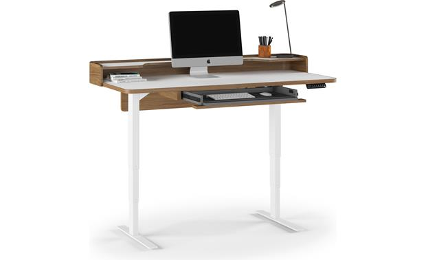 BDI Kronos 6752 Raised position (laptop, keyboard and desk accents not included)