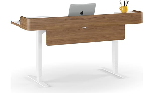 BDI Kronos 6752 Desk front features modesty panel