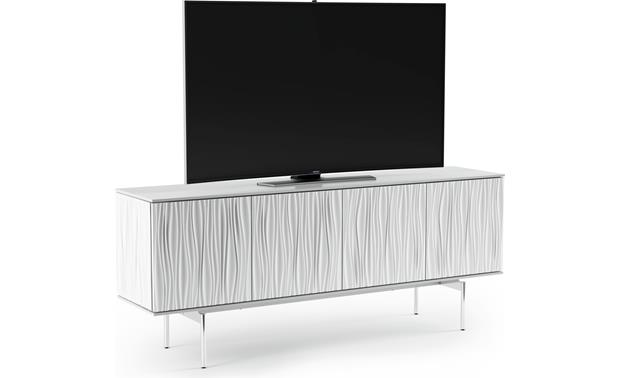 BDI Tanami 7109 Smooth Satin Finish - left front (TV not included)