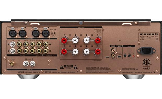 Marantz PM-10 Back