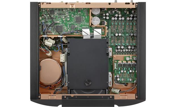Marantz SA-10 Internal layout