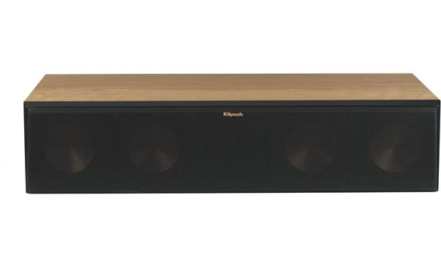 Klipsch RC-64 III Shown with grille in place