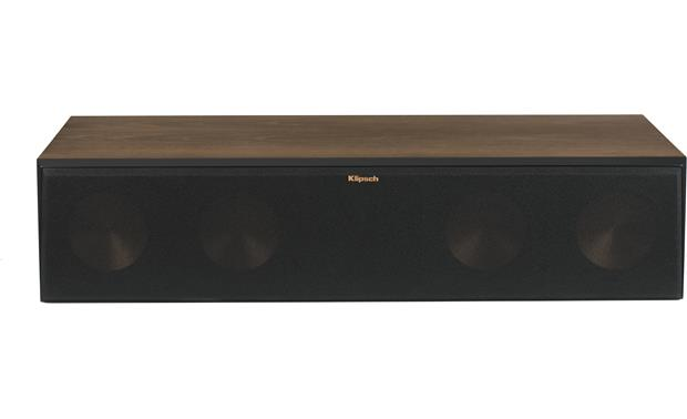 Klipsch RC-64 III Direct view with grille in place