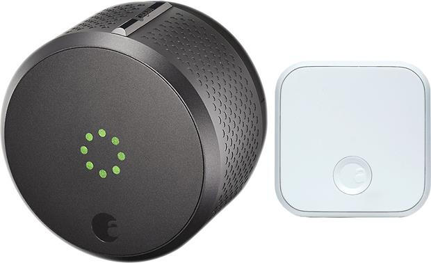August Smart Lock Pro + Connect Front