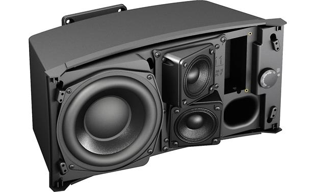 Bose® FreeSpace® DS 100SE Innovative Articulated Array® speaker design