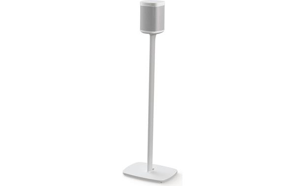 Flexson Floor Stand For Sonos One White  (Sonos One speaker not included)