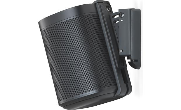 Flexson Wall Mount for Sonos One Black (Sonos One not included)