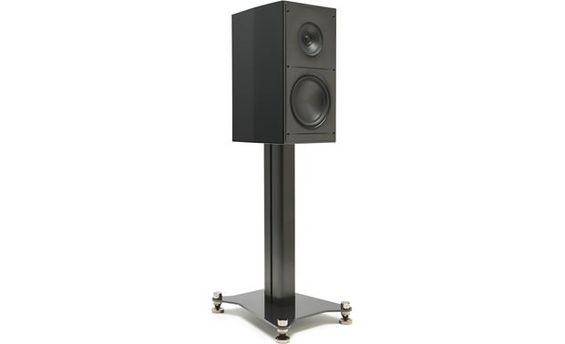 ELAC Adante AS-61 Angled view with grille removed (stand not included)