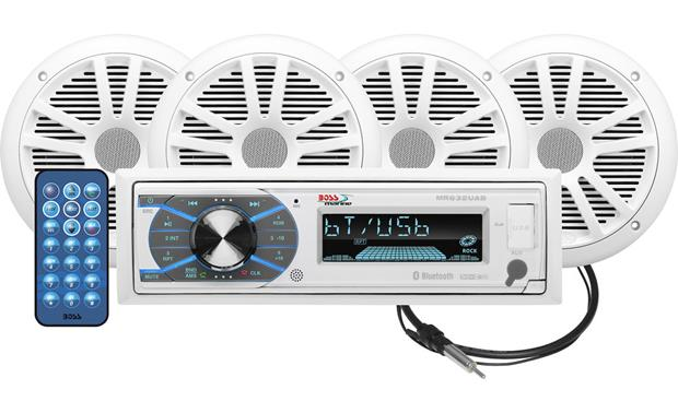 Building Your Boat U0026 39 S Stereo System