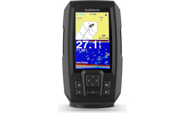 Garmin Striker Plus 4 Fishfinder With Chirp Sonar And Gps At. Garmin Striker Plus 4 Fishfinder. Wiring. Striker Drone Wiring Diagram At Scoala.co