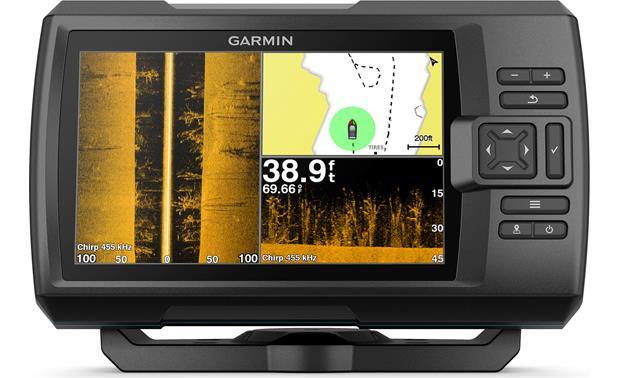 Garmin STRIKER Plus 7sv fishfinder