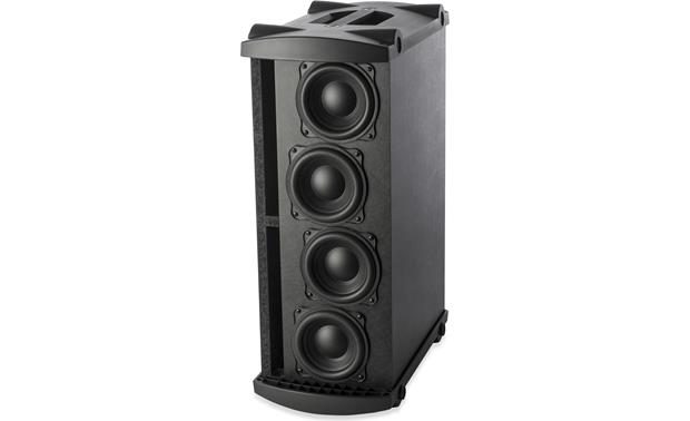 "Bose® Panaray® MB4 Four 5-1/4"" bass drivers give the MB4 a unique look and impressive low-frequency response"
