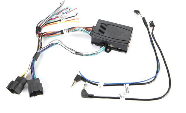 Crux CS-GM11B Wiring Interface Other