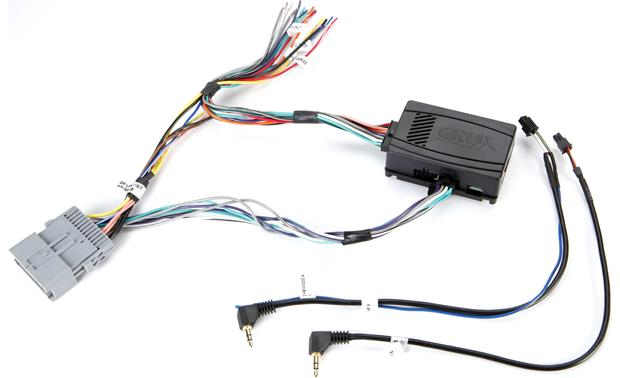 Crux CS-GM11C Wiring Interface Other