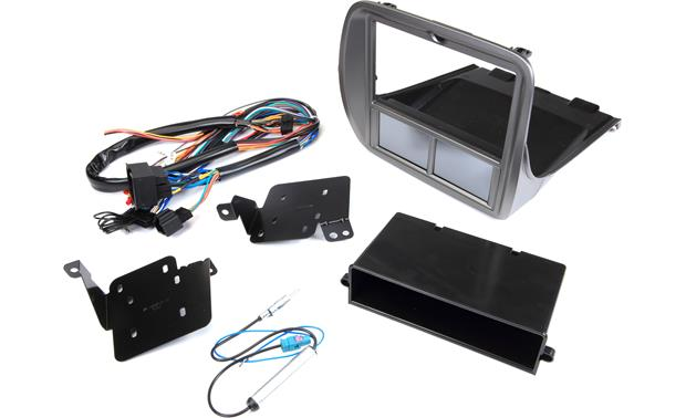 Scosche ITCGM01B Dash and Wiring Kit Front