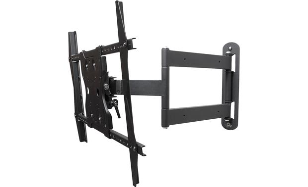SunBriteTV® SB-WM-ART1-M-BL Mount fully extended