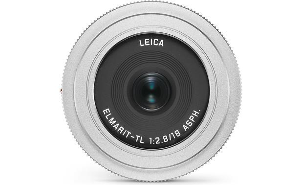 Leica Elmarit TL 18mm f/2.8 ASPH Front, straight-on