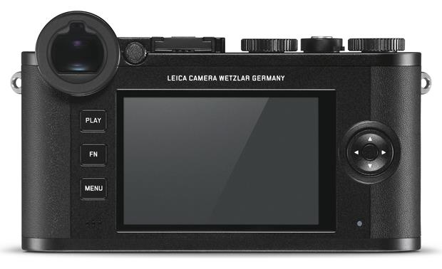 Leica CL (no lens included) Back
