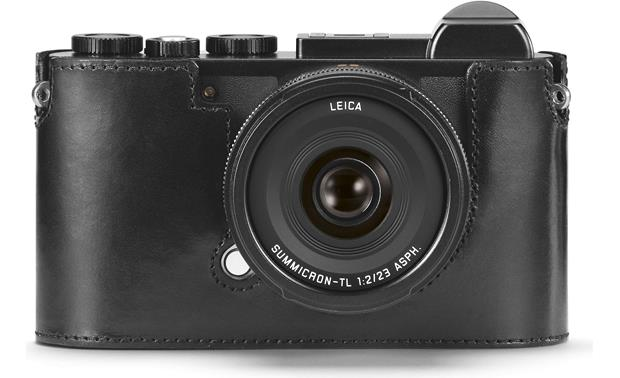 Leica CL Leather Camera Protector Front (camera not included)