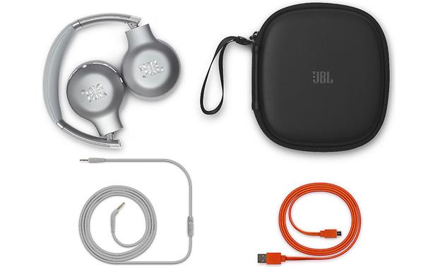 JBL Everest 310 Included case and accessories