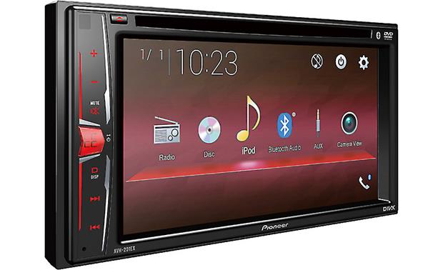 Pioneer AVH-201EX Other