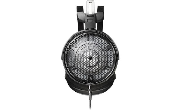 Audio-Technica ATH-ADX5000 Drivers strategically positioned in open-back headphone chamber for desired airflow