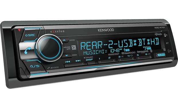 Kenwood Excelon KDC-X701 Other