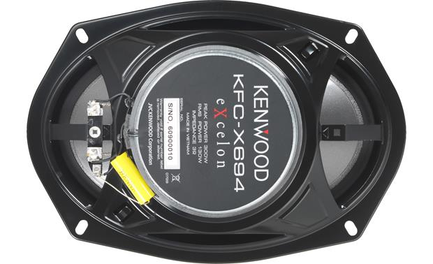 Kenwood Excelon KFC-X694 Back