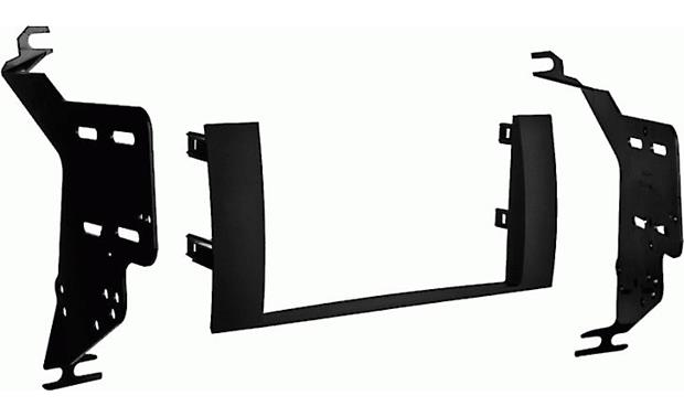 Metra 95-8240B Dash Kit Kit with included brackets
