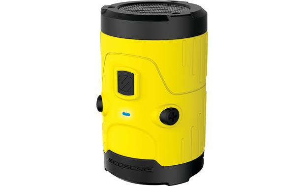 Scosche boomBOTTLE H2O Sunny Yellow