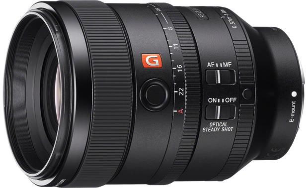 Sony SEL100F28GM FE 100mm f/2.8 STF GM OSS Front