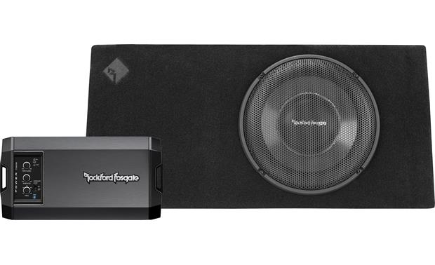 Rockford Fosgate Power Series 750-Watt Bass Package Front