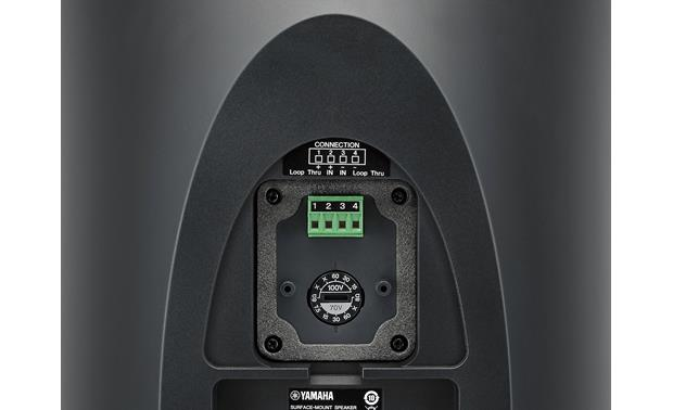Yamaha VXS8 60, 30, 15, and 7.5-watt taps for commercial use