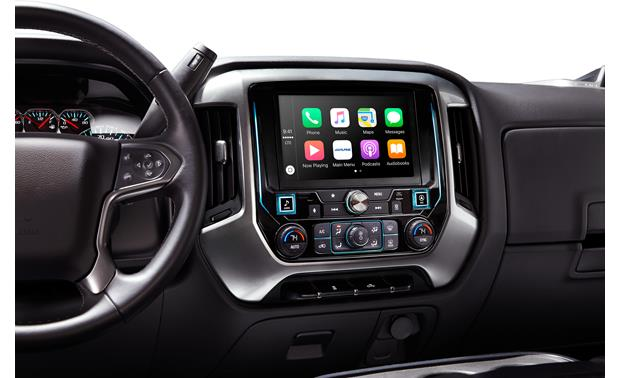 Alpine i209-GM In-Dash Restyle System Other