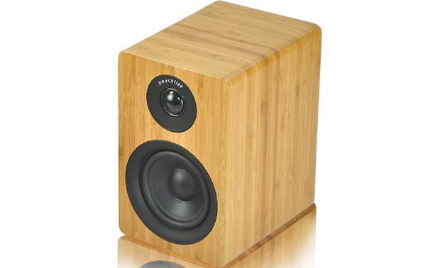 Peachtree Audio M24 Beautiful, real wood bamboo finish