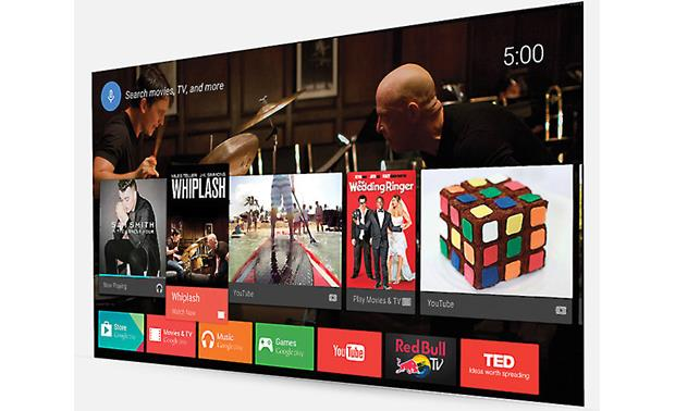 Sony XBR-49X800E Android TV