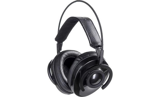 AudioQuest NightOwl Carbon High-performance headphones made of bio-friendly materials