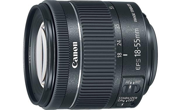 Canon EF-S 18-55mm f/4-5.6 IS STM Front
