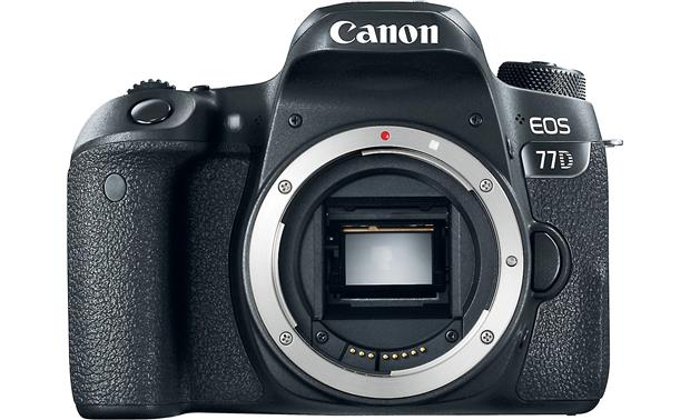 Canon EOS 77D (no lens included) Front