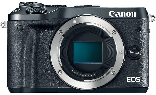 Canon EOS M6 (no lens included) Front